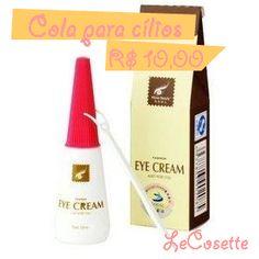 Cola para Cílios R$10,00