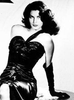 Ava Gardner in 'The Killers', 1946.