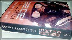 """""""Metro 2035"""" Dmitry Glukchovsky, wyd. Insignis, 2015, recenzja: http://magicznyswiatksiazki.pl/metro-2035-dmitry-glukhovsky/  #magicznyswiatksiazki ; #book ; #metro2035"""
