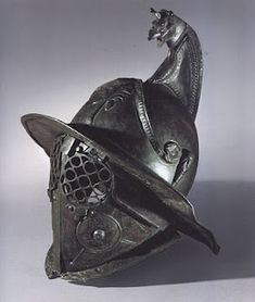 Bronze helmet from the garrison of the gladiators of Pompei, 20 d.C. Naples, Museo Archeologico Nazionale. www.romeguide.it/monumenti/COLOSSEO/colosseo_pt.html