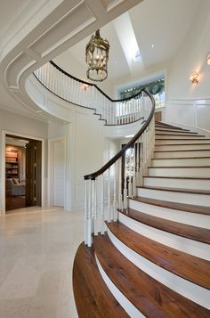 Staircase Photos Rustic Design, Pictures, Remodel, Decor and Ideas - page 7