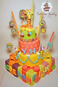 i would do this but a little less kiddie looking and more candied out