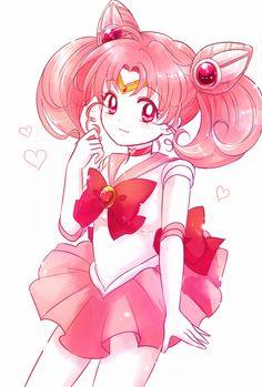 Sailor Chibi Moon graffiti assortment by ginkgo