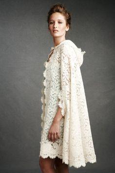 Duchess Lace Cape