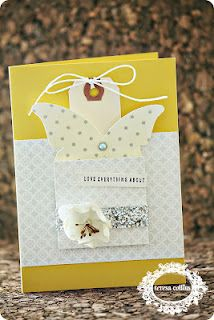 TERESA COLLINS DESIGN TEAM: Love everthing card By Keisha Campbell