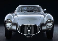 """ 1954 Maserati A6G CS Berlinetta """