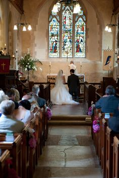 Wedding Photography  Aldingbourne Church, West Sussex