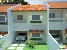 fachadas-de-casas-geminadas-modernas