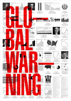 hilside:  Global Warning Poster (by _Untitled-1)