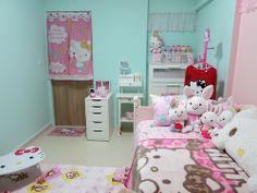 Pastel kawaii room