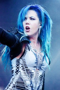 Alissa White-Gluz, Arch Enemy - Dynamo Metal Fest 2015