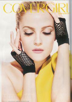 Drew Barrymore for Covergirl Makeup Ads, Hair Makeup, Beauty Nails, Hair Beauty, Queen Latifah, Drew Barrymore, Flawless Face, Zooey Deschanel, Beauty Industry