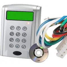 Control de Acceso con Lan Net RFID. En esta ocacion ofrecemos una caja de teclado RFID controlador de acceso que permite controlar la puerta con targeta de identificacion con boton de panico y contraseña.