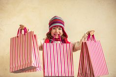 Kid's Christmas Shoppe -A great idea for kids to shop for their loved ones in Edmonton, AB.