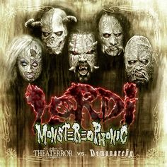 Lordi: Reveal cover artwork! / AFM Records   LORDI reveal the cover artwork…