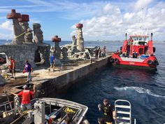 Botched launch of Easter Island-inspired reef a 'teachable moment,' says project director