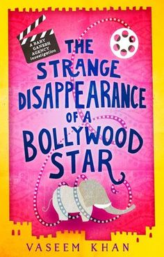"Read ""The Strange Disappearance of a Bollywood Star Baby Ganesh Agency Book by Vaseem Khan available from Rakuten Kobo. The enchanting new Baby Ganesh Agency novel sees Inspector Chopra and his elephant sidekick investigating the dark side . Crime Fiction, Fiction Novels, Bollywood Stars, Got Books, Books To Read, What To Read, Book Photography, Ganesh, Free Reading"