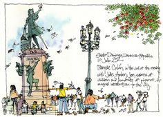 urban sketchers | Tumblr