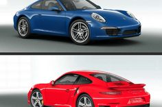 These Car Comparison #Gifs Will Blow Your Mind! Click the pic to see all the amazing gifs