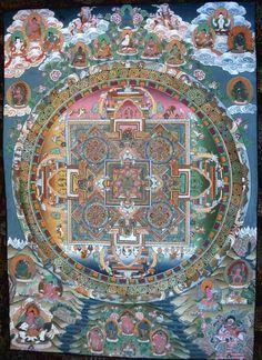Buddhist Mandala 3