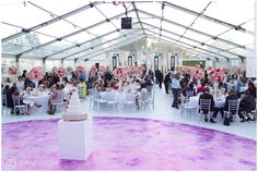 """This is Part 2 of Mikky & Nwabisa's """"Wedding Of The Year"""" at Webersburg in Stellenbosch. They pulled out all of the stops for this extravagant wedding. Wedding Of The Year, Wedding Day, Clear Marquee, Event Room, South African Weddings, Marquee Wedding, Wedding Designs, Pink White, Wedding Decorations"""
