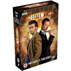 Doctor Who: (New Series 3): Series 3 Box Set (6 Discs)