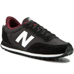 Sneakersy NEW BALANCE - Classics WL410DSC Czarny