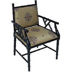 Ellis Asian-inspired Chair   Tycromedia.com