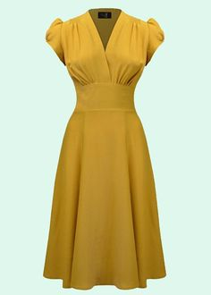 A wonderful 1930s vintage style dress from House Of Foxy
