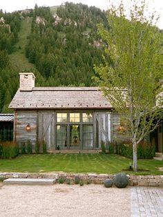 cool barn house