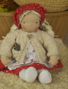 Marta by TumbleberryToys, Swedish Farmers set - via Flickr