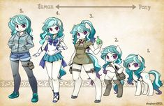 OC types - Dew Droplet by shepherd0821.deviantart.com on @DeviantArt