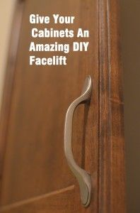 Give Your Cabinets an Amazing DIY Facelift