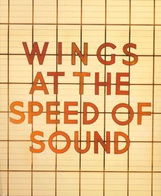 Wings: Paul McCartney (vocals, acoustic guitar, bass, drums, percussion); Denny Laine (vocals, acoustic guitar); Jimmy McCulloch (vocals, guitar); Linda McCartney (vocals, keyboards); Joe English (voc