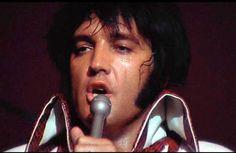 Elvis at the Las Vegas Hilton august 1970