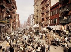 """Walk Through New York's Past and Present in """"New York: Portrait Of A City"""""""