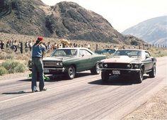 Street race. Brings back memories!!!