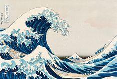 Découvrez l'œuvre La Grande Vague de Kanagawa de Hokusai et achetez un poster de cette œuvre d'art.
