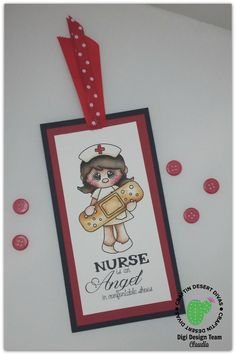 Ioscrap: Nurse is an angel
