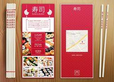 Sushi restaurant menu design [4P].jpg