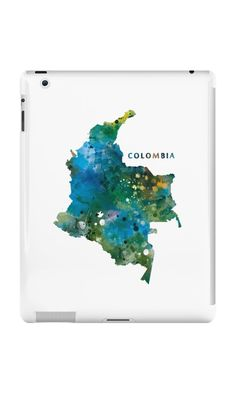 Haiti map haiti republic america state map art print ipad colombia map colombia bogota latin south america state map sciox Choice Image