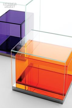A display case presents the inner-self of the creator. With a look at the display case, you can know the person inside. There are DIY display case ideas. Glass Furniture, Ikea Furniture, Colorful Furniture, Furniture Design, Lucite Furniture, Furniture Movers, Plywood Furniture, Handmade Furniture, Chair Design