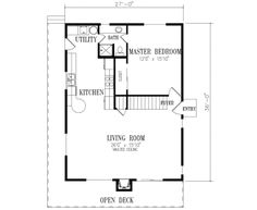 Mother In Law Suite Cottage Style House Plans Small