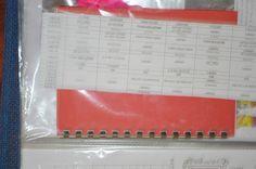 Orario scolastico primo anno