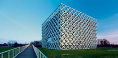 Wageningen University and Research Centre, Atlas Building | Wageningen, Netherlands | Rafael Vinoly Architects