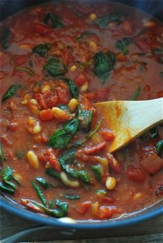 Savory Soups and Stews ~ on Pinterest | Soups, Black Bean Soup and ...