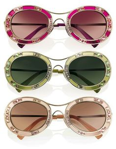 Valentino bejeweled sunglasses collection celebrate the 69th annual Venetian Film Festival