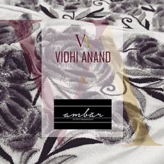 VA™ is a Luxury RTW & bespoke label business:business@vidhianand.com LAOB:http://www.loveandotherbugs.com/fashion/the-vidhi-anand-story/