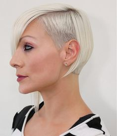 Kingley Hair Group Short White Hairstyles