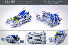 LL-26 Workbee | by Agaethon29